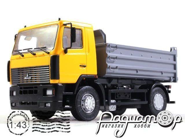 МАЗ-5550 самосвал (2008) 101340-2