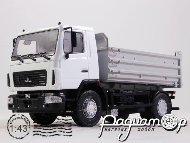 МАЗ-5550 самосвал (рестайлинг) (2010) 101357-2