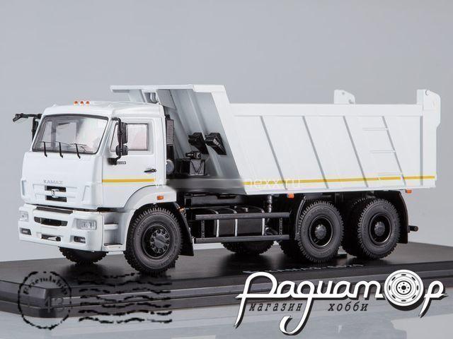 КАМАЗ-6520 самосвал (рестайлинг) (2010) SSM1250