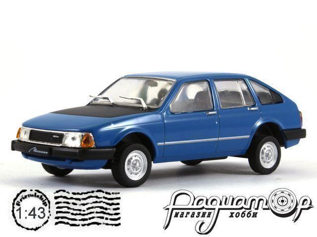 ЗАЗ-1102 «Таврия» Милиция СССР (1988) 1395