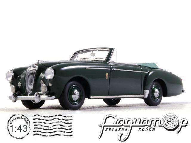Lagonda 3-Litre DHC Cabrio (1956) 46370
