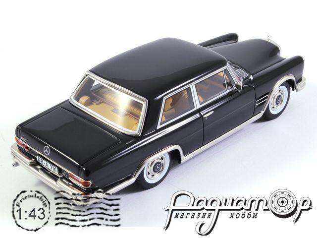 Mercedes-Benz 000 Nallinger Coupe (1964) 03516