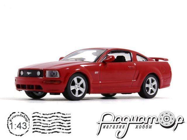 Суперкары №28, Ford Mustang GT (2010)