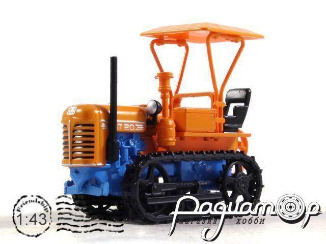 Тракторы №71, ДТ-20 гусеничный (1958) (I) 1430