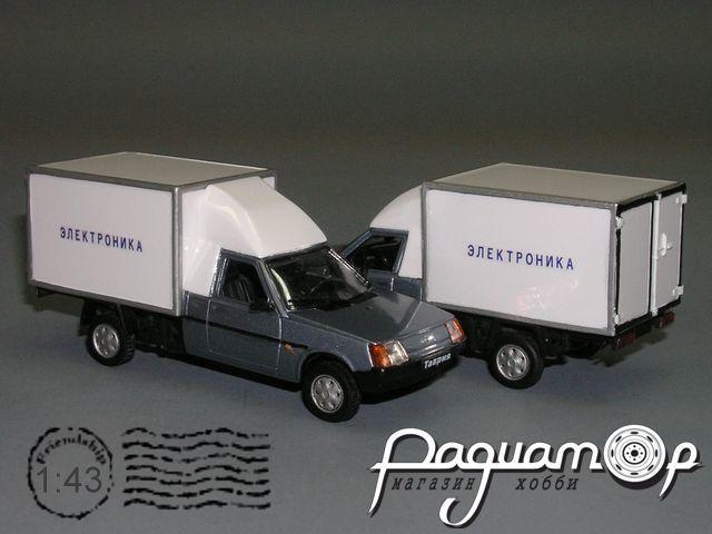 ЗАЗ-1702-АТ130 фургон удлиненный