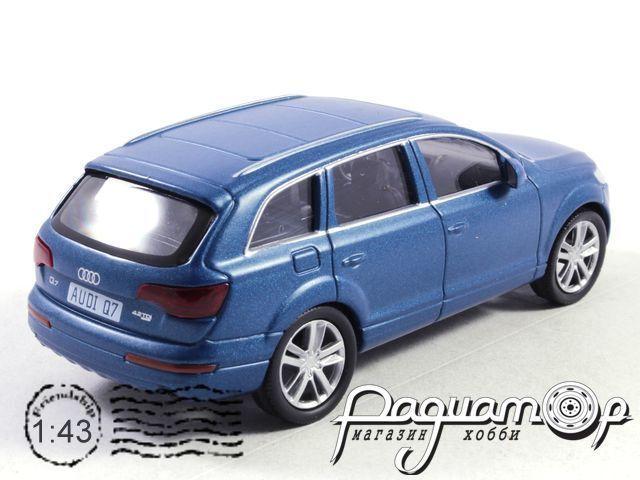 Суперкары №29, Audi Q7 (2005)