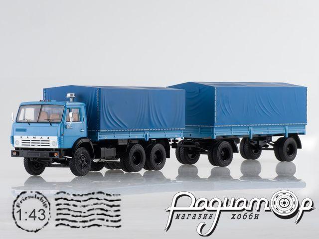 КАМАЗ-5320 с прицепом ГКБ-8350 (1976) SSM7029