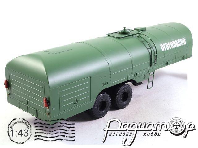 Полуприцеп-топливозаправщик ТЗ-22 (1970) 101227