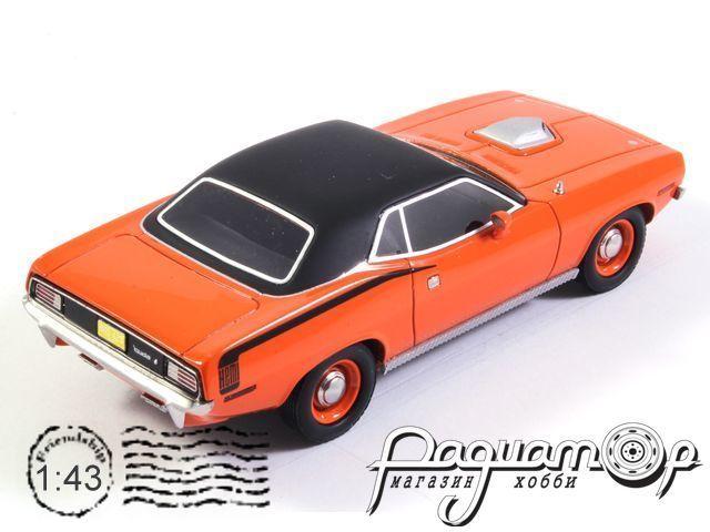 Plymouth Cuda 026 Hemi-V8 (1970) 03625