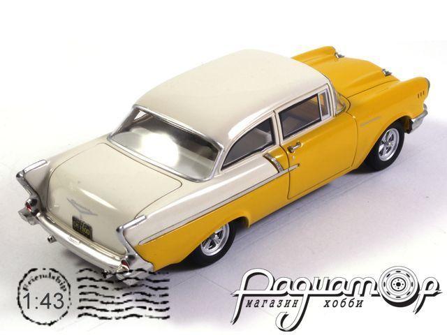Chevrolet 050 0-Door Sedan (1957) 03635