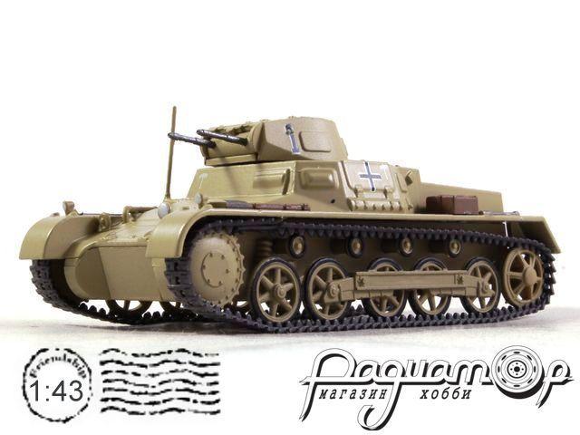 Pz.Kpfw I Ausf.B (Sd.Kfz.101) 5.le.Division El Aghelia Ливия (1941) EX36