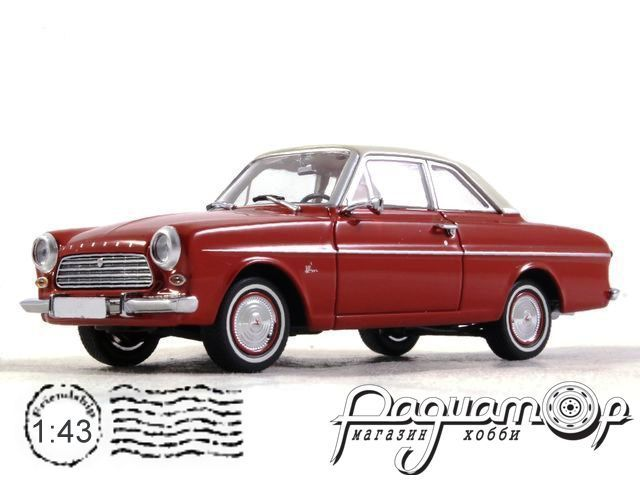 Ford Taunus 12M Coupe (1962) 400086120
