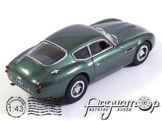 Aston Martin DB4 GT Zagato (1961) AMZ001
