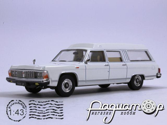 ГАЗ-14 (РАФ-3920) универсал санитарный (1977) H754-W