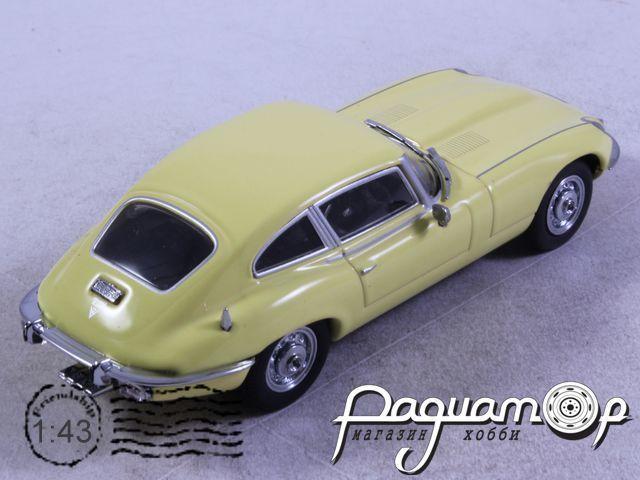 Jaguar E-type V12 Coupe (1972) JAGV12002