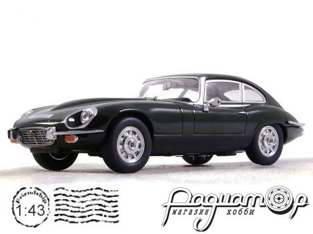 Jaguar E-type V12 Coupe (1972) JAGV12004