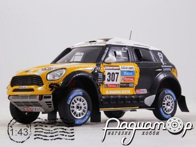Mini Countryman All4 No.307, Rally Dakar (2013) TSM144344 (PL)