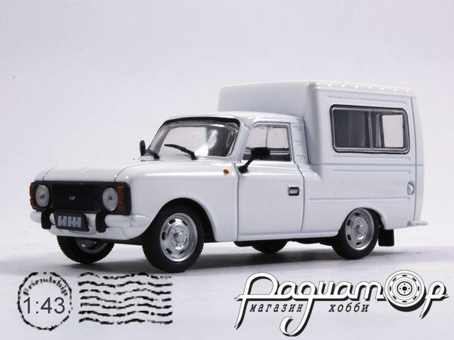 Автолегенды СССР №70, ИЖ-27156 (1972)