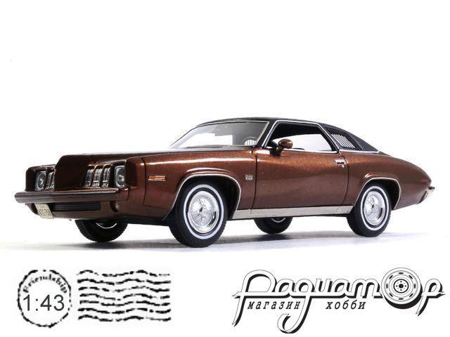 Pontiac Grand Am 2 Door Coupe (1973) 44758