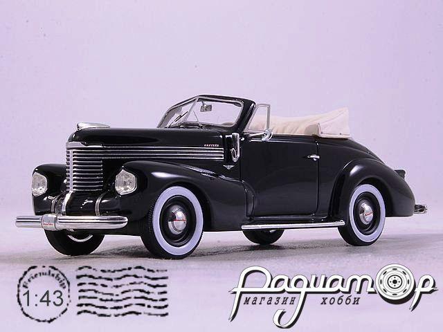 Opel Kapitan Hebmuller Cabrio (1940) 43265