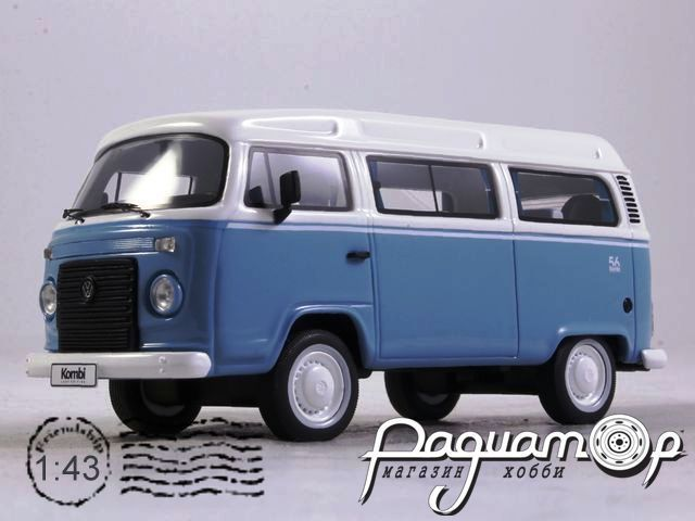 Volkswagen T2c Bus Brasil Last Edition (1979) 18380