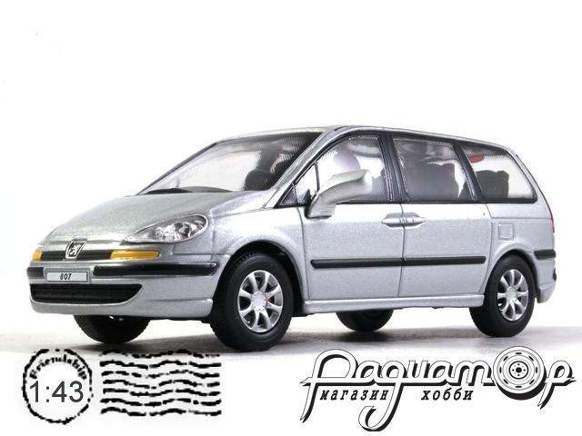 Peugeot 807 (2002) Cararama (B)