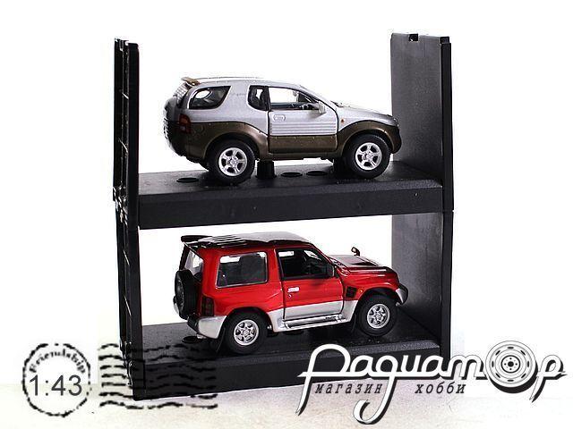 Набор Isuzu VehiCross + Mitsubishi Pajero (Cararama) (VZ)