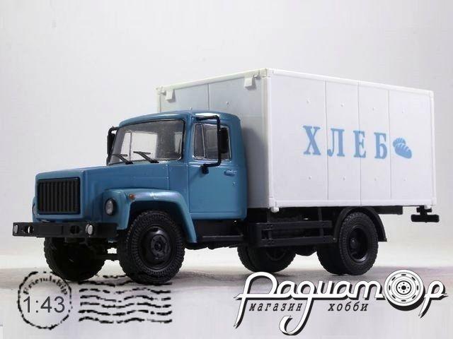 Фургон для перевозки хлеба (3307) (1989) TR1004