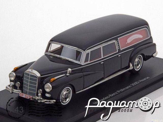 Mercedes-Benz 300d W189 Pollmann Hearse (1960) 43465