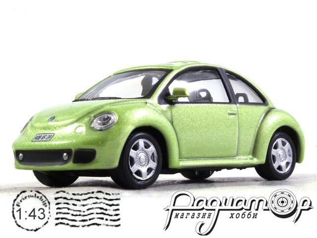 Volkswagen New Beetle (1997) Cararama
