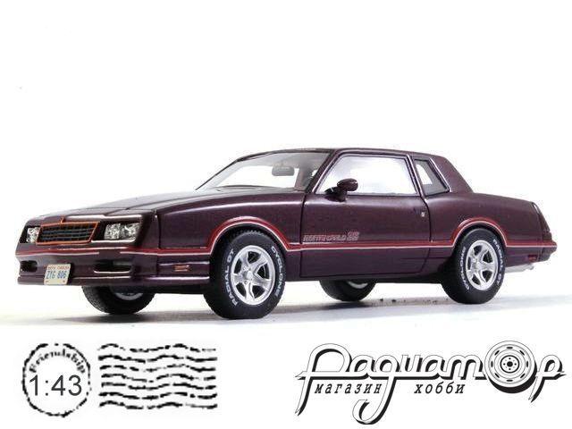 Chevrolet Monte Carlo SS (1986) 44806