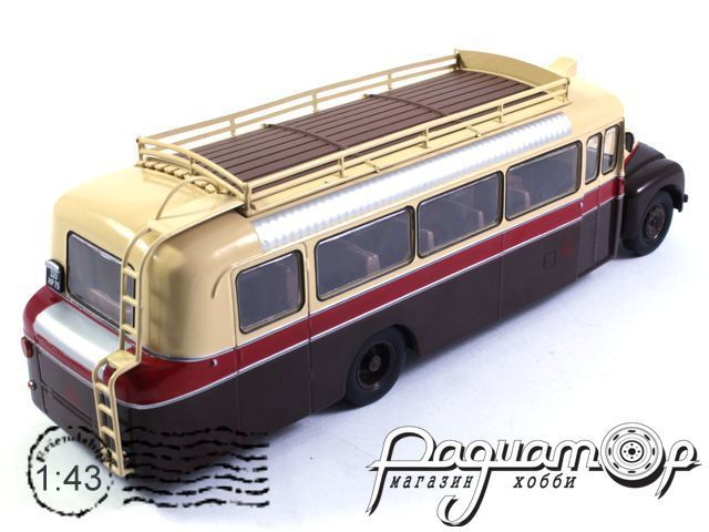 Citroen 46 DP UAD (1955) BUS25