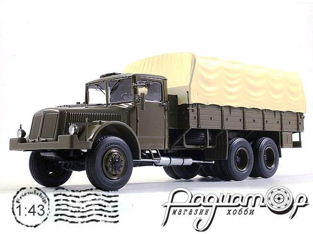 Tatra-111R бортовой с тентом (1942) SSM1307