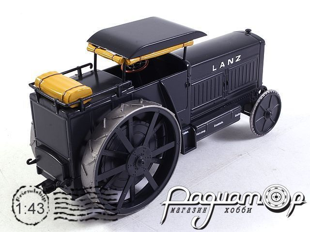 Lanz army tractor Type LD (1916) TRA006