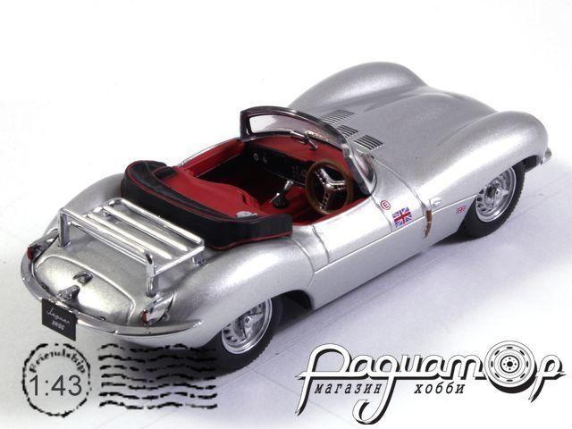 Jaguar XK SS (1957) PRD535