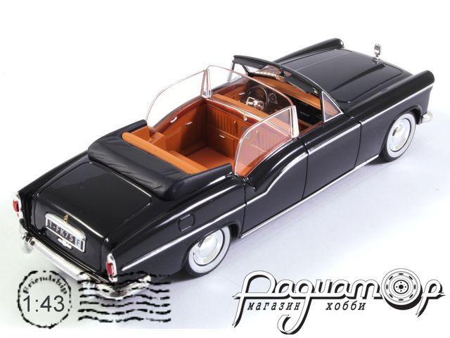 Citroen 15/6 Chapron Convertible президента Франции Рене Коти (1957) 153133