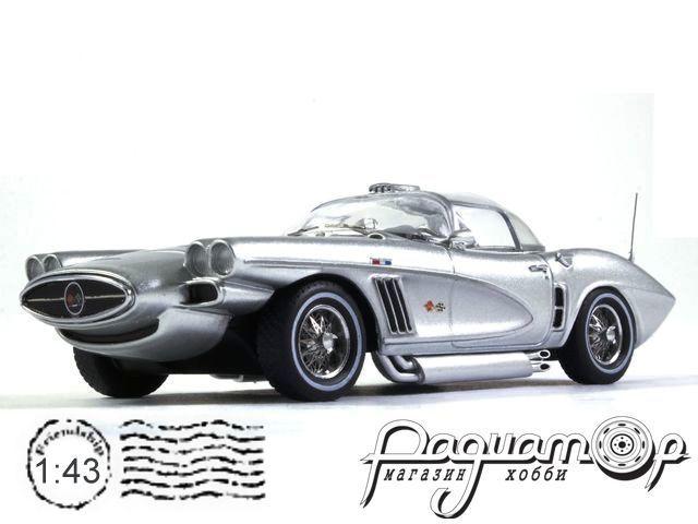 Chevrolet XP-700 Corvette Coupe (1958) 46515
