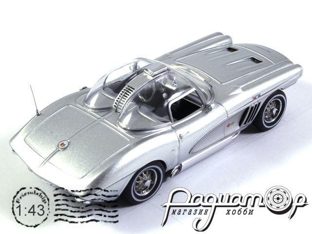 Chevrolet XP-700 Corvette Coupe (1958) 06515