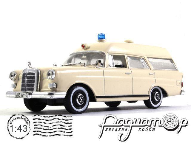 Mercedes-Benz 230 (W110) Binz Ambulance (1967) 7495001