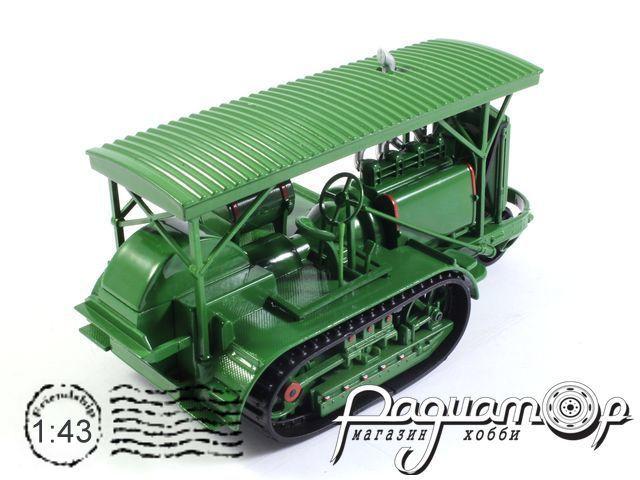 Тракторы №73, Холт (1908)