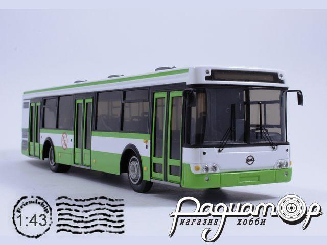 Сборная модель Автобус ЛиАЗ-5292 городской (2004) 171123