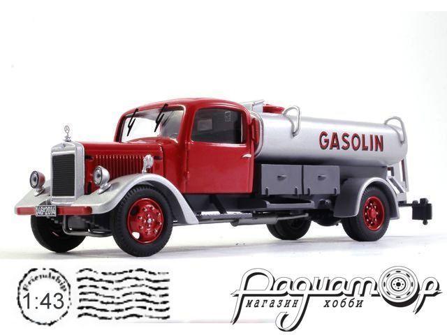 Mercedes-Benz L3000 Tankwagen Gasolin (1950) 12652