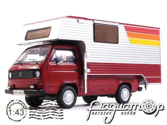 Volkswagen Bulli T3a Pritsche Tischer-Camping (1980) 11527