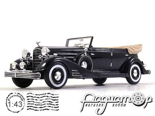 Cadillac Fleetwood Allweather Phaeton Cabrio (1933) 45769