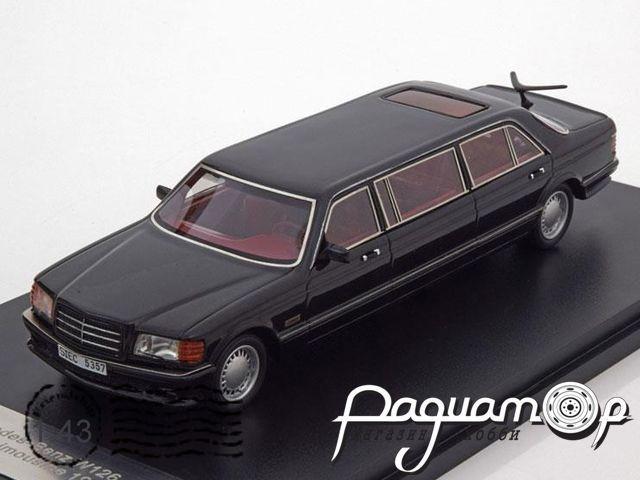 Mercedes-Benz W126 Stretchlimousine (1990) 45357