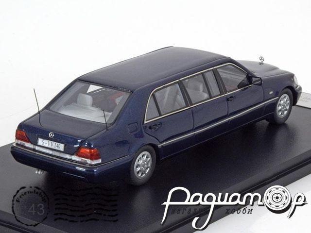 Mercedes-Benz S600 L W140 Pullman (1998) 45360