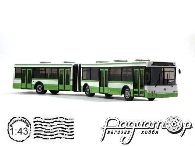 Сборная модель Автобус ЛиАЗ-6213 (2007) 171126