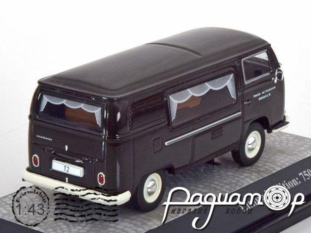 Volkswagen Bulli T2a Leichenwagen (1970) 18405