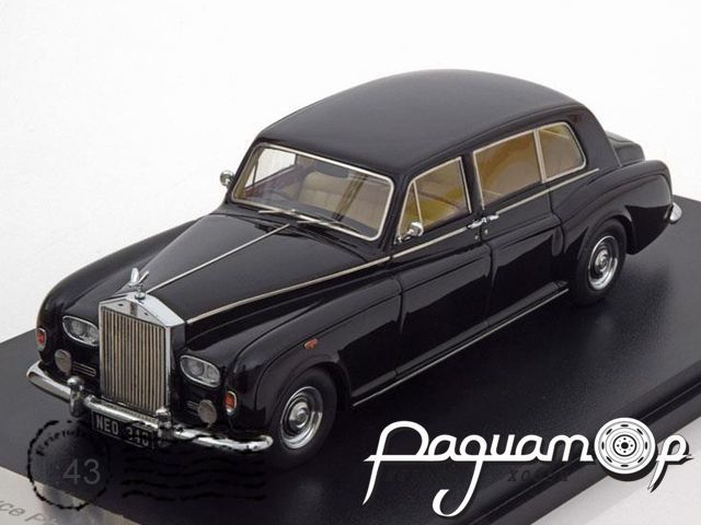 Rolls Royce Phantom VI (1968) 45340 (Z)