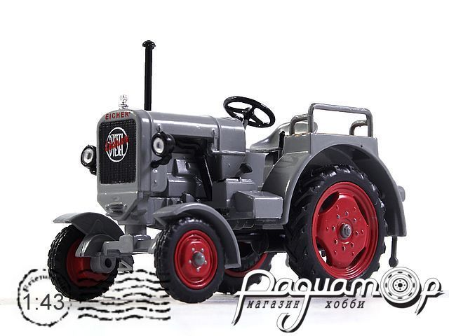 Трактора Мира №12, Eicher ED 25 II (1951) (I) 1086